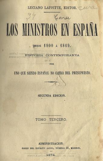 Los Ministros en España
