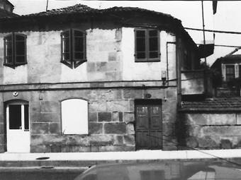 La casa patronal de los Durán Lusquiños, en La Seca
