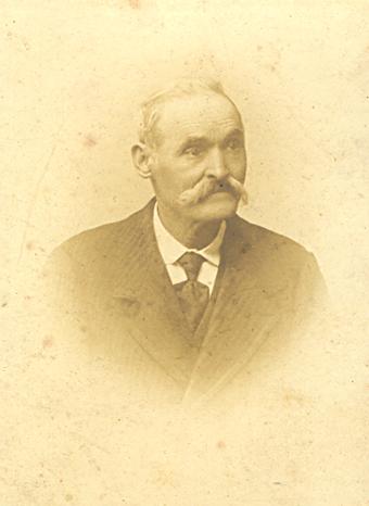 Jacinto Lusquiños Villaverde, nuestro bisabuelo