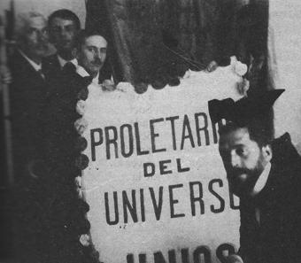 Los primeros socialistas partidarios de Pontevedra