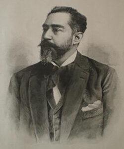 Retrato de Luciano Puga