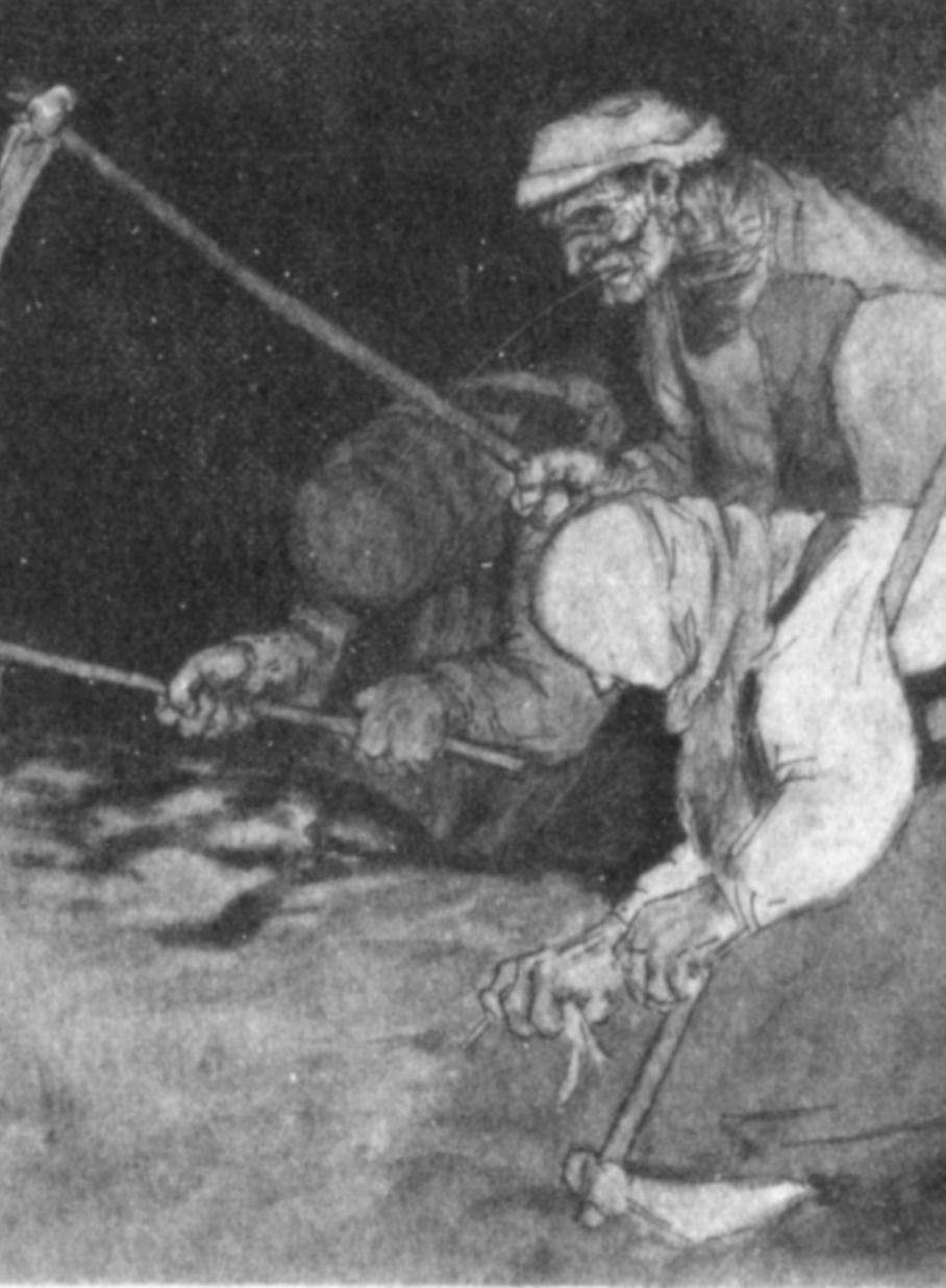 Os esclavos do fisco, por Castelao
