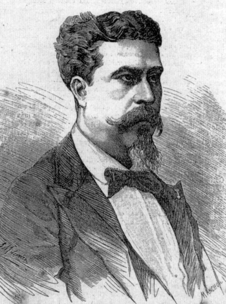 Retrato de Filiberto Abelardo Díaz