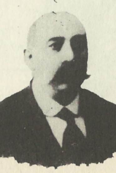 Retrato de José Mella Buján