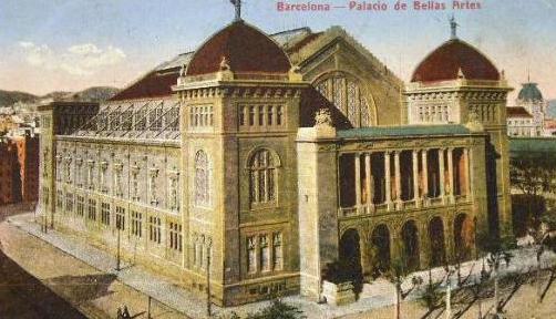 Palacio de Bellas Artes de Barcelona