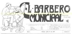 Cabecera de El Barbero Municipal