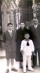 José Antonio y Manolo