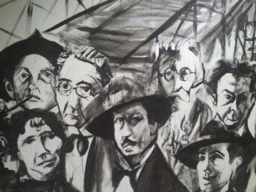 Mural de Pepe Conde Corbal