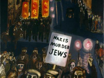 Neel. Nazis Murder Jews, 1936
